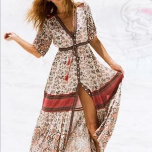 Spell and the Gypsy Collective Elle Gown XS